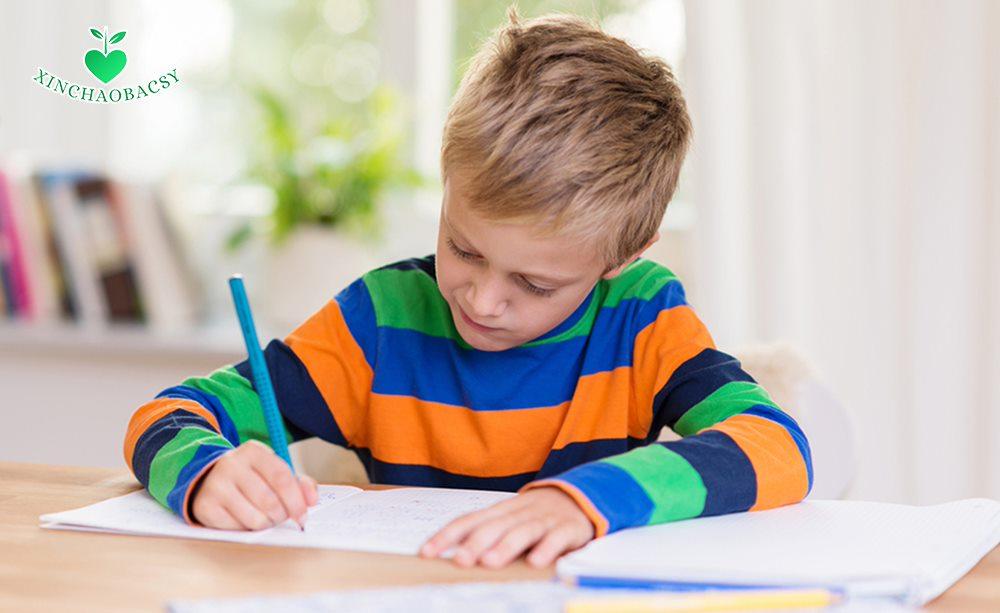 Làm sao để trẻ tăng động tập trung, chú ý và ghi nhớ tốt?